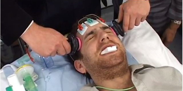 ECT – Ηλεκτροσπασμοθεραπεία